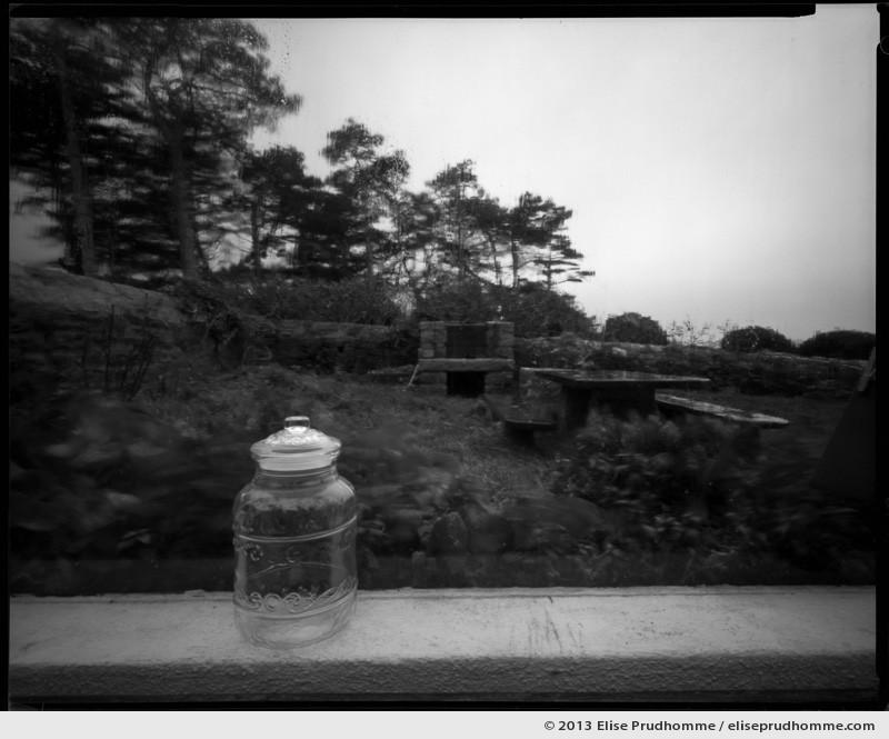 La bonbonnière or The Candy Jar, Fermanville, France. 2013 (series Sands of Time) by Elise Prudhomme.