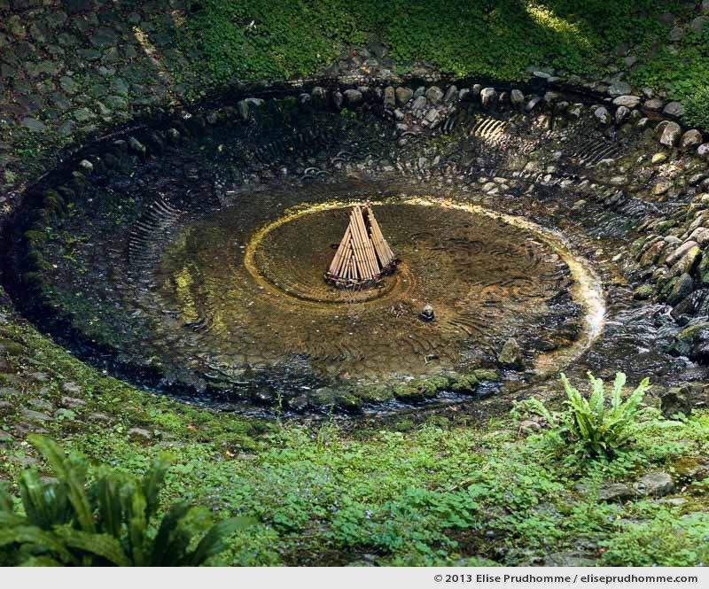 Modern Japanese Garden #5, Albert Kahn Garden, Boulogne-Billancourt, France, 2013 by Elise Prudhomme.