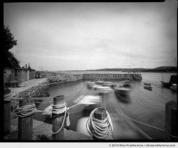 Port Racine, Study 1, Saint-Germain-des-Vaux, France. 2014 (series Sands of Time) by Elise Prudhomme.