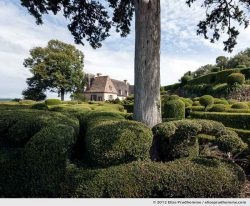 The Bastion #7, The Suspended Gardens of Marqueyssac, Vezac, France (series Notable Gardens of France) by Elise Prudhomme.