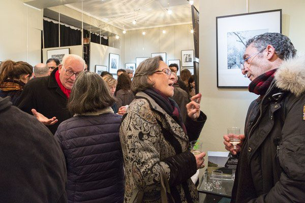Opening of photography exhibition Exposed [À Découvert] by Elise Prudhomme