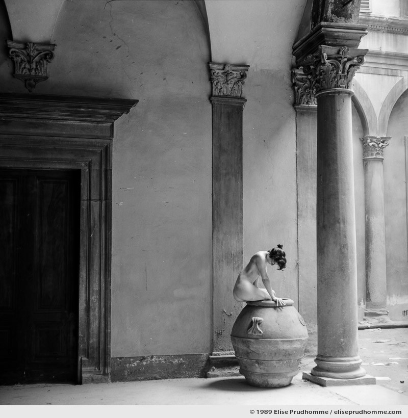Renaissance, Florence, Italy.  (series Modern Times) by Elise Prudhomme.