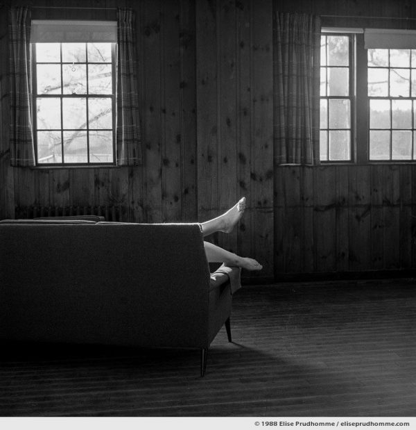 Vintage, Massachusetts, USA (series Exposed - À découvert) by Elise Prudhomme.