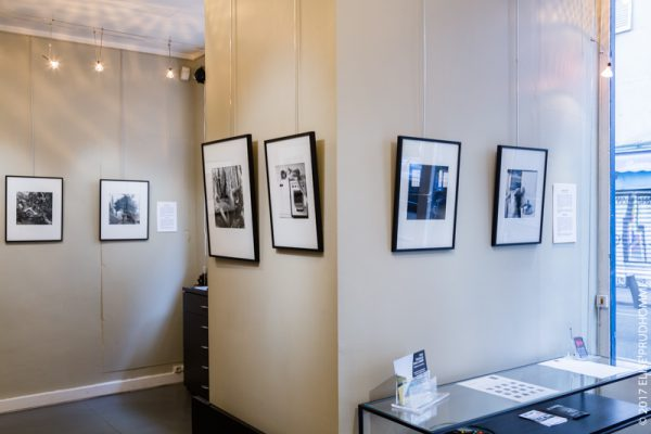 Elise Prudhomme exhibits at Studio Galerie B&B during Mois de la Photo OFF 2017.