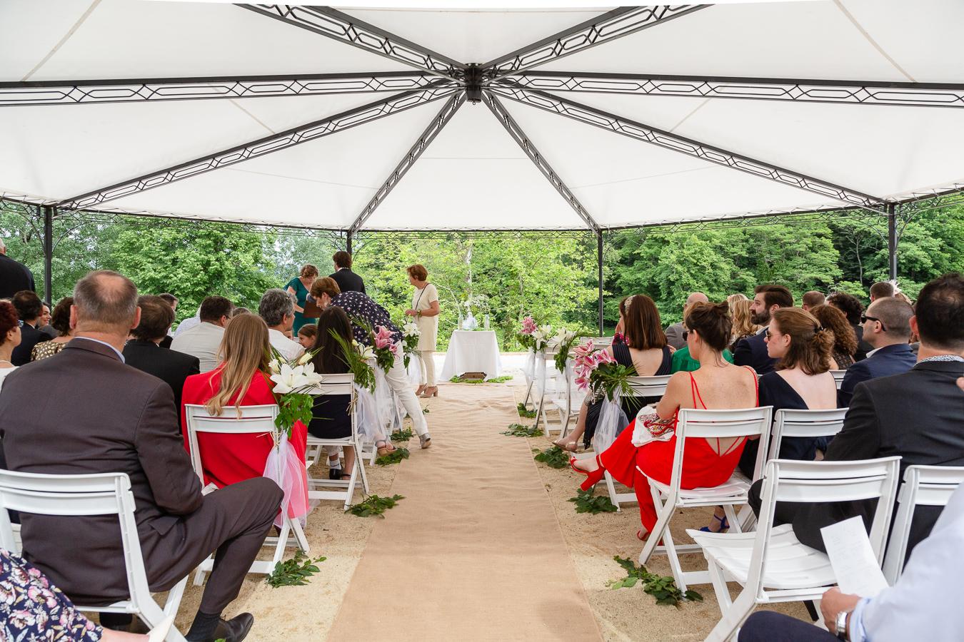 Wedding Party Chateau de Maulmont, Vichy, France